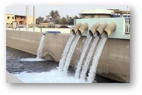 168-acre sewage network design project