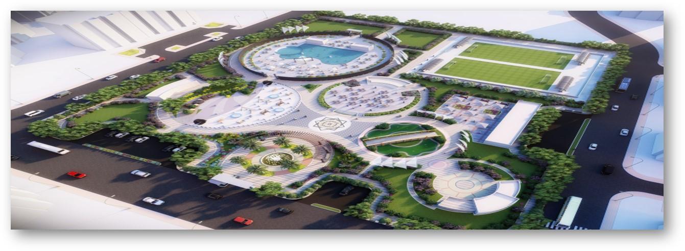 The Recreational Area , Dar Jannah